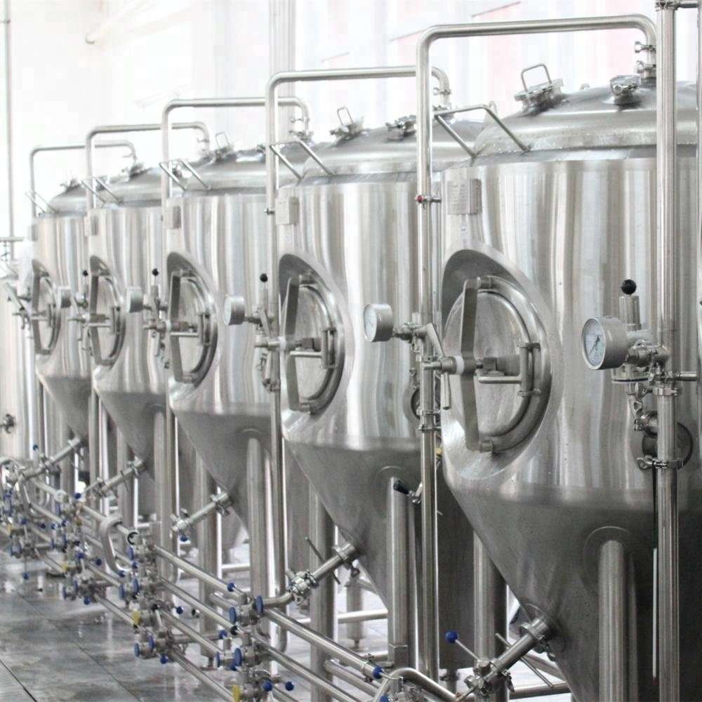 Chinese Fermentation Vessels